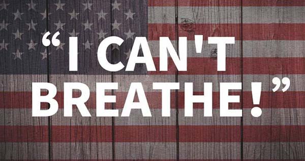 美国种族歧视顽疾 「我无法呼吸」已成全球抗议者共同口号